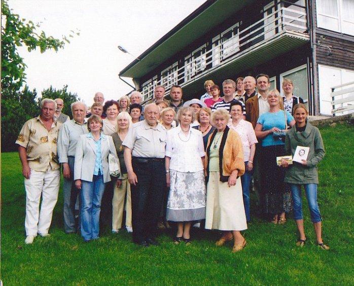"""30.– 01. juuli 2008 mõttetalgud Otepääl teemal """"Rahvuslik kasvatus"""""""