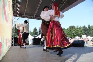 Neevo rahvusköökide festivalil
