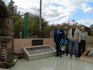 Hukkunud eestlaste mälestusmärk