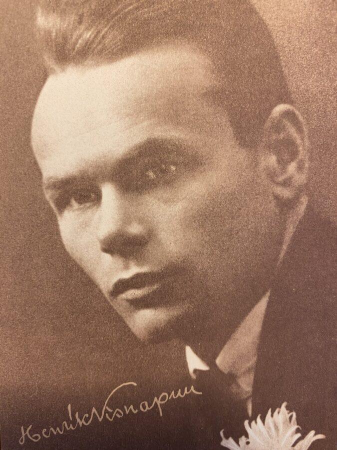Henrik Visnapuu nimeline kirjandus- ja kultuuriauhind