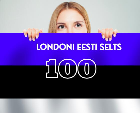 Londoni Eesti Seltsi 100. sünnipäev 10 juulil 2021.a